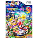 [point double] Nintendo Wii software Mario party 9
