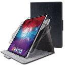 エレコム ELECOM iPad 2020 春モデル Lサイズ フラップケース ソフトレザー 360度回転 TB-A20PL360BK ブラック