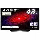 LG OLED 48CXPJA [OLED 48CX 48V型 地上・BS・110度CSデジタル 有...