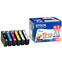 [point double] EPSON ink cartridge (six colors of increase in quantity packs) IC6CL70L
