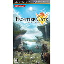 コナミデジタルエンタテインメント PSPソフト フロンティアゲート
