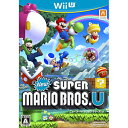[point double] Nintendo Wii U software New Super Mario Brothers U