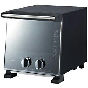 スリムオーブントースター ブラック