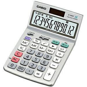 CASIO 特大表示電卓 JF‐120GT‐N