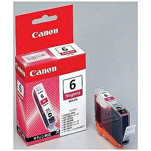 Canon インクタンク BCI‐6M (マゼンタ)