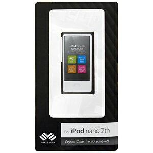 VSO iPod nano 7th用クリスタルケース WEIPNA7CC(BK) (ブラック)