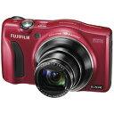 富士フィルム デジタルカメラ「FinePix F820EXR」 F FX?F820EXR R <レッド>【送料無料】