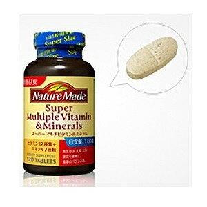大塚製薬 ネイチャー スーパーマルチビタミン ミネラル