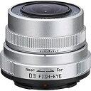 リコー 魚眼レンズ/フィッシュアイ(3.2mm F5.6) 03 FISH‐EYE(送料無料)