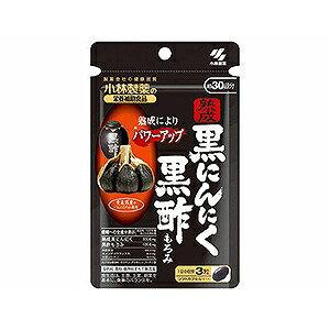 小林製薬 熟成黒にんにく 黒酢もろみ 90粒