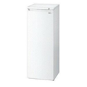 シャープ 1ドア冷凍庫(167L) FJ‐HS17X‐W (ホワイト系)【標準設置無料】