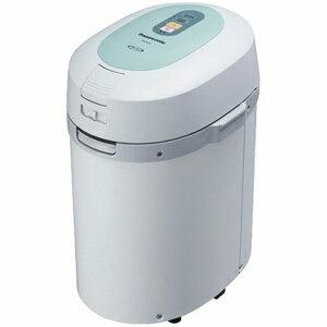 パナソニック 家庭用生ごみ処理機 「生ごみリサイクラー」 MS‐N23(G)(グリーン)【送料無料】