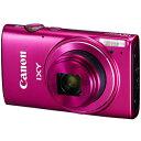 Canon デジタルカメラ「IXY」 IXY 620F(PK)<ピンク>【送料無料】