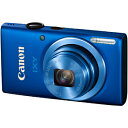 Canon デジタルカメラ「IXY」 IXY 100F(BL)<ブルー>【送料無料】