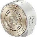 日本全国送料無料!更に代引き手数料無料!ソニー レンズスタイルカメラ サイバーショット DSC−QX10(W)<ホワイト>【送料無料】