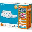 任天堂 Wii U すぐに遊べるファミリープレミアムセット【シロ】 WUP−S−WAFS【送料無料】
