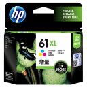 HP HP 61XL プリントカートリッジ(3色カラー 増量タイプ) CH564WA