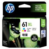 HP HP 61XL プリントカートリッジ(3色カラー?増量タイプ) CH564WA