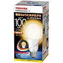 東芝 LED電球 一般電球形15.7W(電球色) LDA16L−G/100W