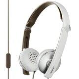 索尼立体声头戴式耳机MDR?S70AP?(W)白【】[ソニー ステレオヘッドホン MDR?S70AP?(W)ホワイト【】]