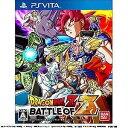 バンダイナムコゲームス PS Vitaソフト ドラゴンボールZ BATTLE OF Z(送料無料)
