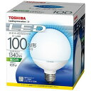 東芝 LED電球(ボール電球形)「一般電球タイプ」 LDG11N‐H/100W