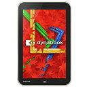 東芝 タブレットPC「dynabook Tab VT484」 PS48422KNVG <ライトゴールド>【送料無料】