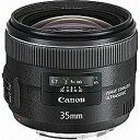 Canon 交換レンズ EF35mm F2 IS USM EF3520IS【送料無料】