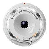 オリンパス フィッシュアイボディーキャップレンズ(9mm F8.0 Fisheye) BCL−0980 <ホワイト>【】