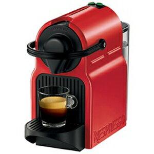 カプセル式コーヒーメーカー「イニッシア」 C40‐RE (ルビーレッド)【送料無料】