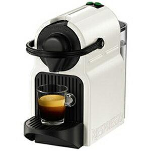 カプセル式コーヒーメーカー「イニッシア」 C40‐WH (ホワイト)【送料無料】