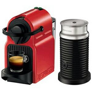 カプセル式コーヒーメーカー「イニッシア バンドル」 C40‐RE‐A3B (レッド)【送料無料】