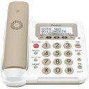 パイオニア デジタルフルコードレス留守番電話機(子機なし) TF‐FE30S‐T (キャメル)(送料無料)
