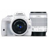 Canon 一眼レフカメラ「EOS Kiss X7」 EOS Kiss X7・ダブルレンズキット 2 (ホワイト)【送料無料】