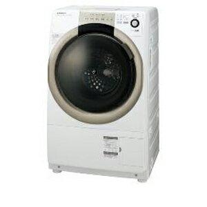 シャープ ドラム式洗濯乾燥機(7.0kg・左開き) ES−S70−WL <ホワイト系>【標準設置無料】