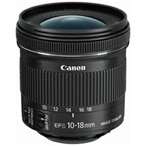 Canon EF−S10−18mm F4.5−5.6 IS STM EF‐S10‐18ISSTM(送料無料)