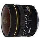 シグマ 交換レンズ 8mm F3.5 EX DG CIRCULAR FISHEYE (キヤノン) 83.5EXDGFISHEYE