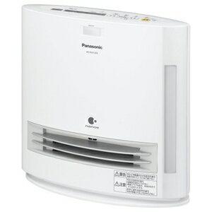 パナソニック 加湿機能付きセラミックファンヒーター DS‐FKX1205‐W (ホワイト)【送料無料】