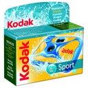 コダック KODAK [使い捨てカメラ] スポーツ15M防水 27枚撮り SPORT15Mボウスイ