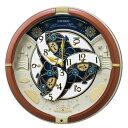 セイコー からくり掛け時計 RE601B