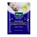 クナイプジャパン クナイプ バスソルト グーテナハト ホップ&バレリアンの香り 50g クナイプGN50G