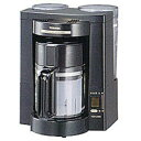 東芝 TOSHIBA コーヒーメーカー(ミル付き) HCD-L50M(K)(ブラック)