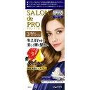 ダリヤ 「サロンドプロ」ザ・クリームヘアカラー(白髪用)3 明るいライトブラウン SPザクリームヘアカラー3(3