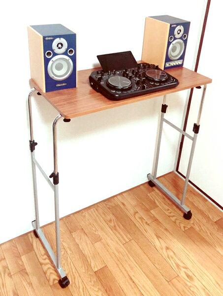 DJテーブル dj テーブル DJブース 送料無料 PCDJ CDJ 専用 設営しやすい …...:r-oom:10055660