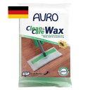 厚手アウロ ワックスシート auro 10枚 フローリングワックス AURO Clean & Care WAX アウロ クリーンアンドケアワ...