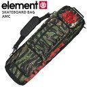 Element/エレメント スケートバッグ スケートケース SKATEBOARD AMC スケートボード