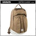 Gravis グラビス リュック バッグ METRO CLASSIC FOSSIL メトロクラシック フォシル デイパック バックパック カバン P06May16