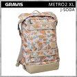 Gravis/グラビス バッグ[METRO2 XL] J-SODA[グラビス][メトロ2][バッグ][デイパック][バックパック]