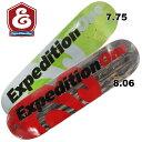 EXPEDITION ONE エクスペディションワン スケートボード デッキ スケボー ORIGINAL-E DECK 7.75-8.0 EXD-294 P06May16