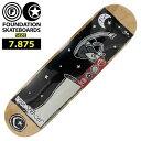 FOUNDATION/ファンデーション スケートボード デッキ スケボー SPENCER GO 7.875 FAD-144